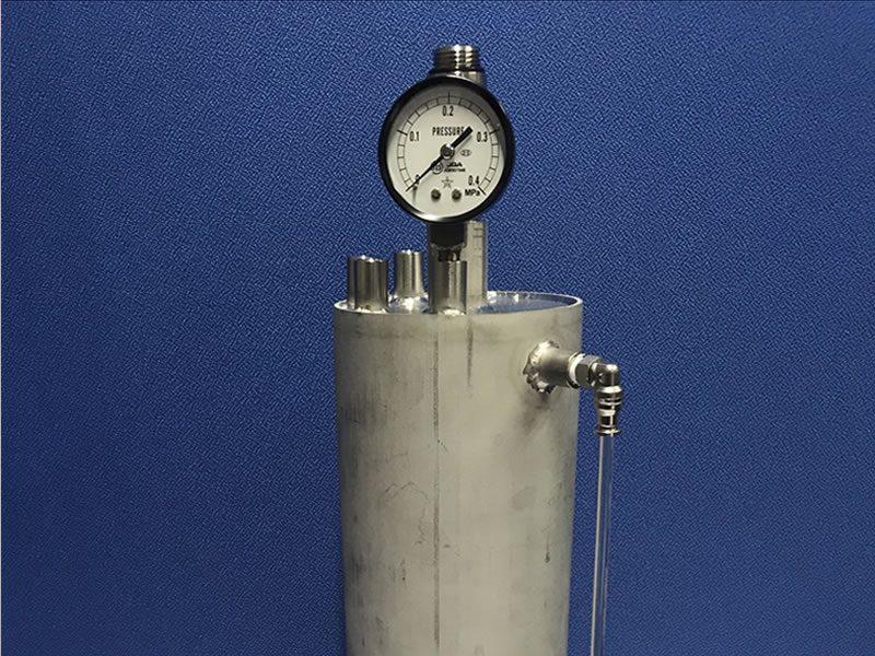 加圧溶解タンク